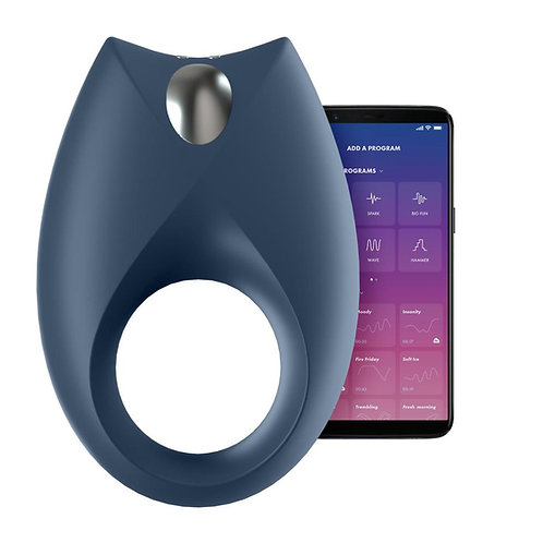 Satisfyer App Controlled Royal One Love Ring