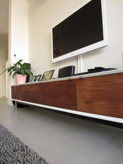 Stylish wall unit