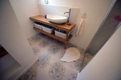 Fantastic new bathroom