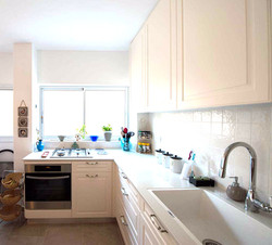New Kitchen and window