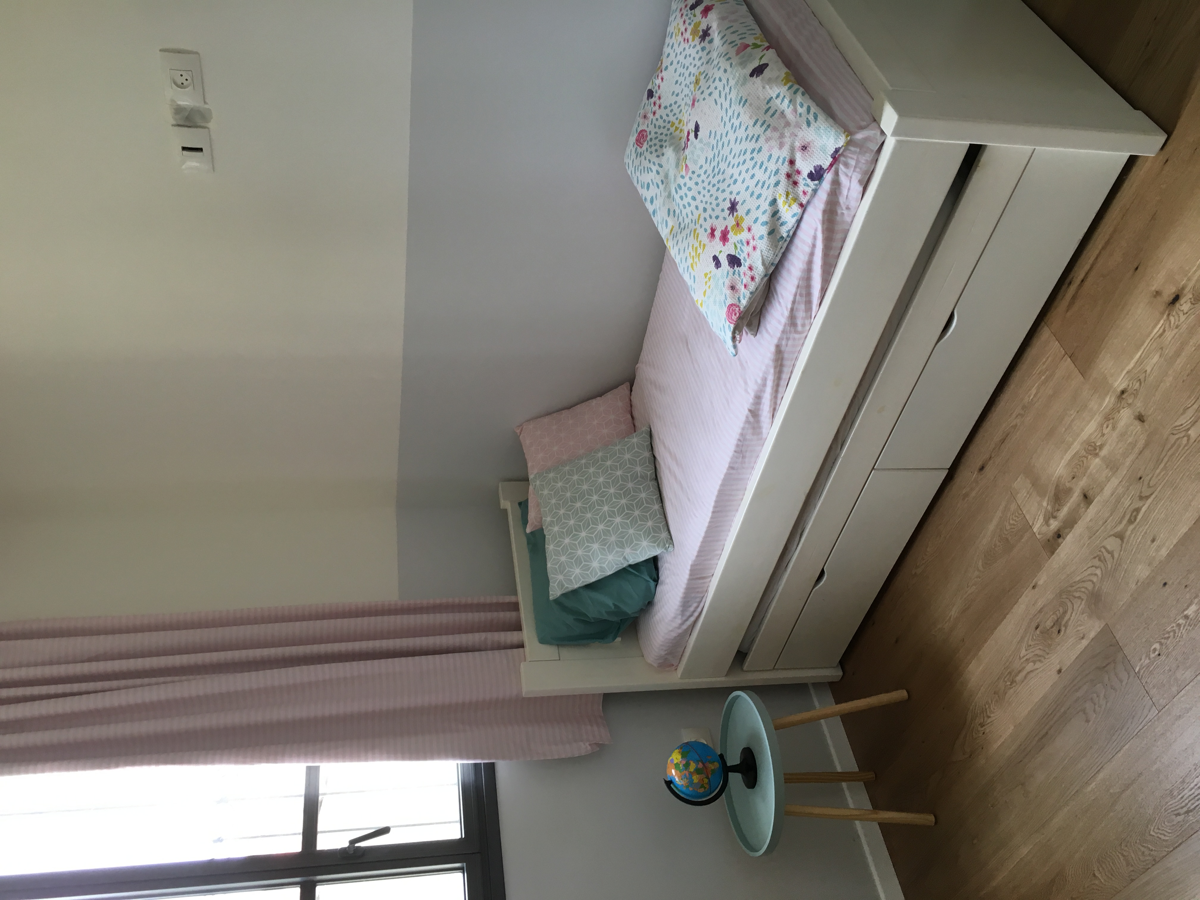 Gorgeous bedroom for a young girl