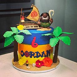 Custom Cake Florida Susie Bakes Gallery - Maui birthday cakes