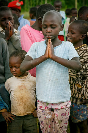 Pray for Open Arms International