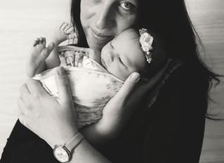 Séance naissance Lizzie