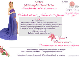 Atelier Sophro Photo Make-Up
