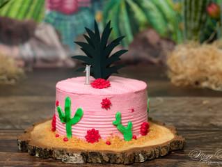 Smash Cake de Calliope