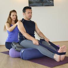 Private/semi-private yoga