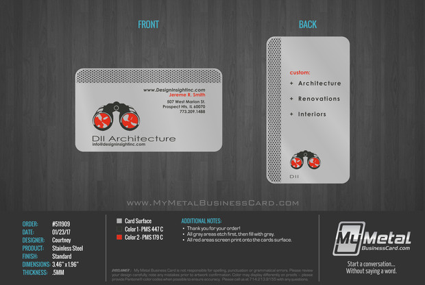 New Biz Cards