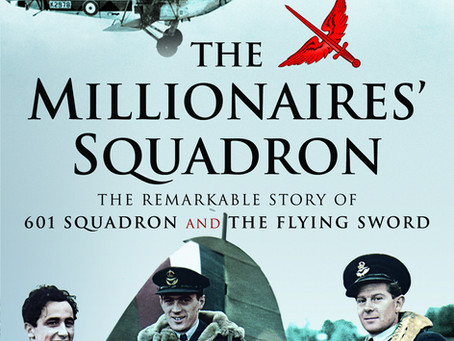 Flying with the Millionaires