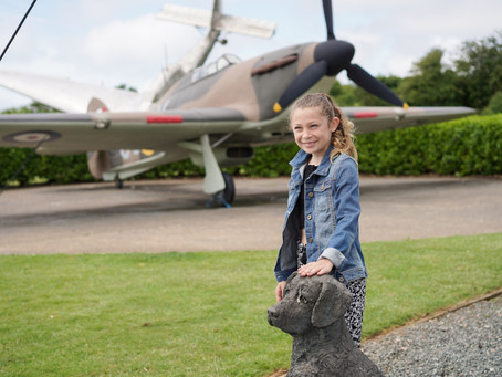 Start your Battle of Britain trail at the Memorial