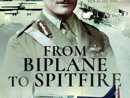 From Biplane to Spitfire: Book Review
