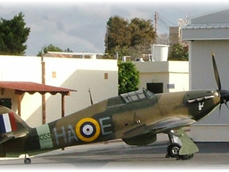 The Hawker Hurricane - a personal view