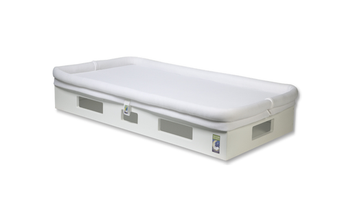 Safesleep White Base White Sleep Surface Www