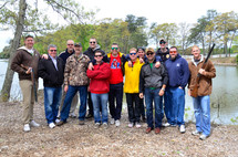 Maryland IAFF - 1st Annual Shoot at Pintail