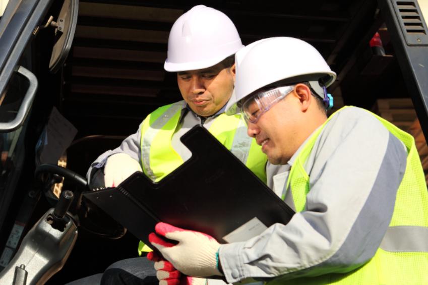 Forklift Operator & Manager
