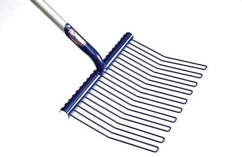 Pellet Fork for Rubber Matting
