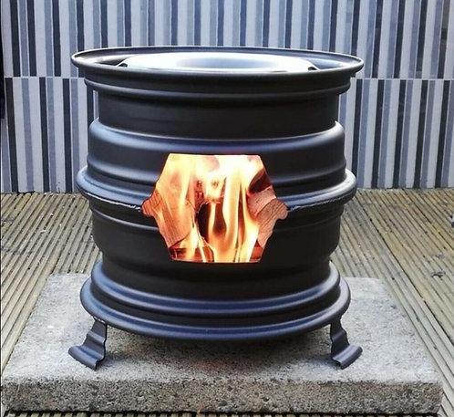 Unique Fire Pit