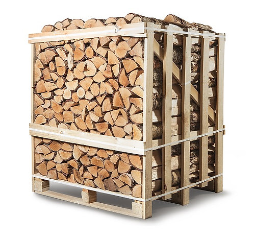 King Size Crate of Kiln Dried Ash