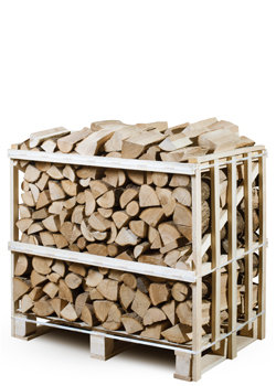 "Limited Edition 30cm ""Princess Size"" Crate of Kiln Dried Birch"