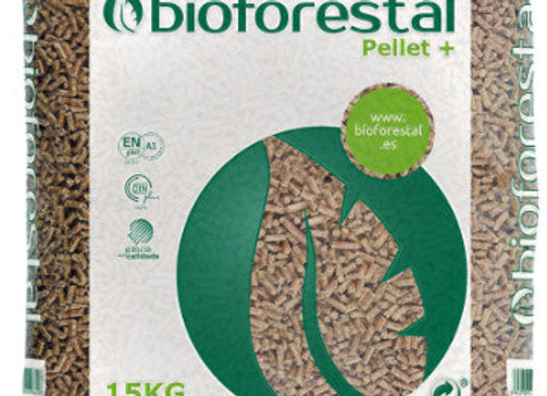 50 Bags (15kg each) of Animal Bedding/Litter Pellets