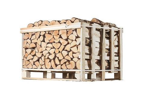 Prince Size Crate of Kiln Dried Oak