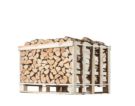 Prince Size Crate of Kiln Dried Oak