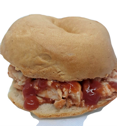 Sweet Chilli Chicken Bagel