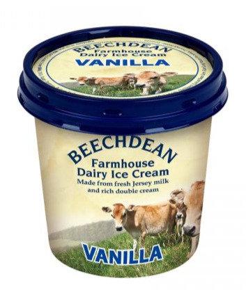 Beechdean Vanilla Ice Cream
