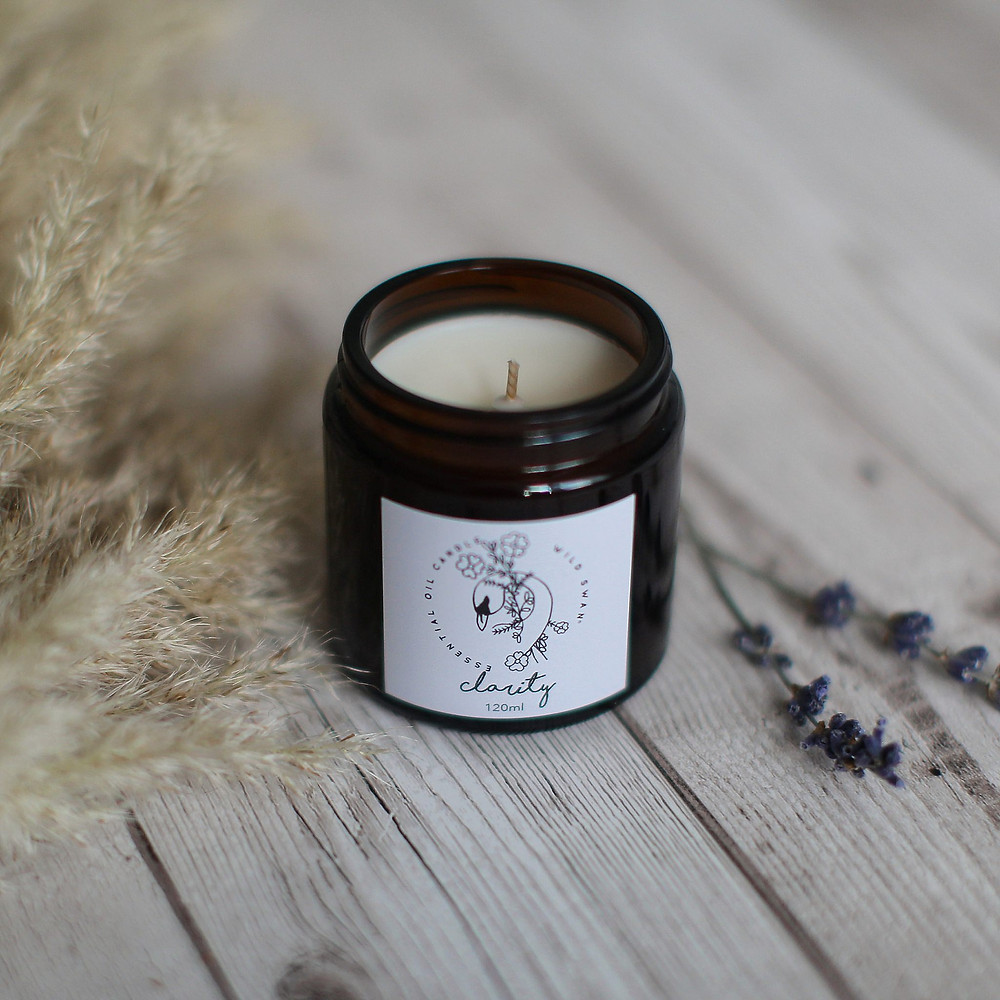 Lavender Candle Sheffield
