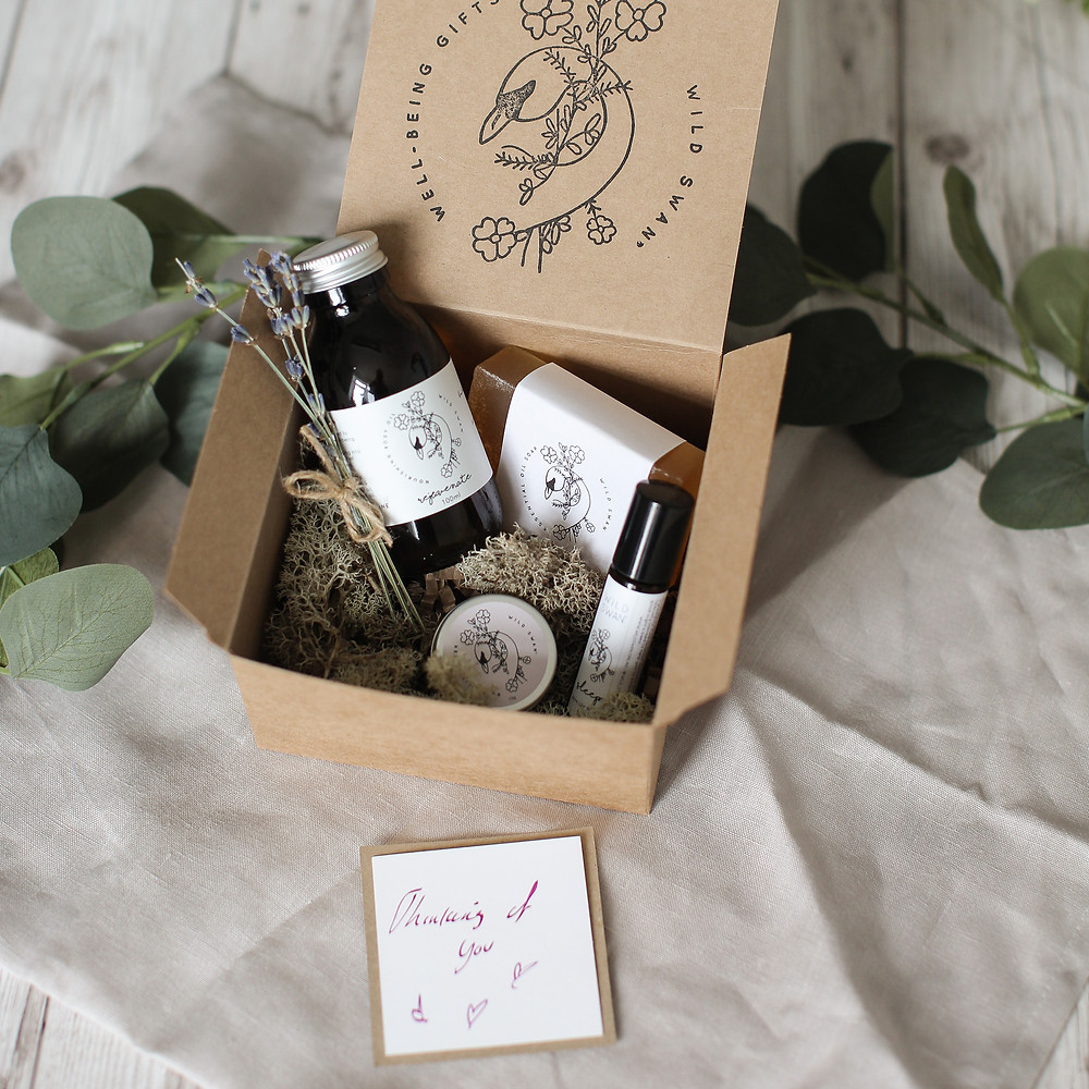 Online well-being Gift Set