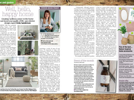 Wild Swan's Natural Reed Diffuser named 'Scent of the Month' by Choice Magazine.