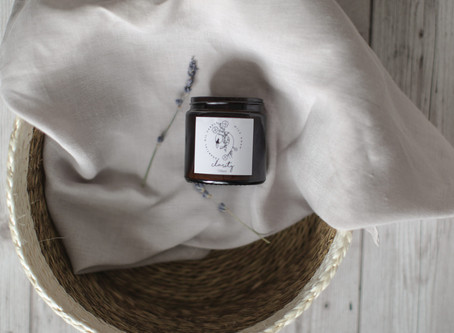 Soy Wax Essential Oil Candles - Made In Sheffield