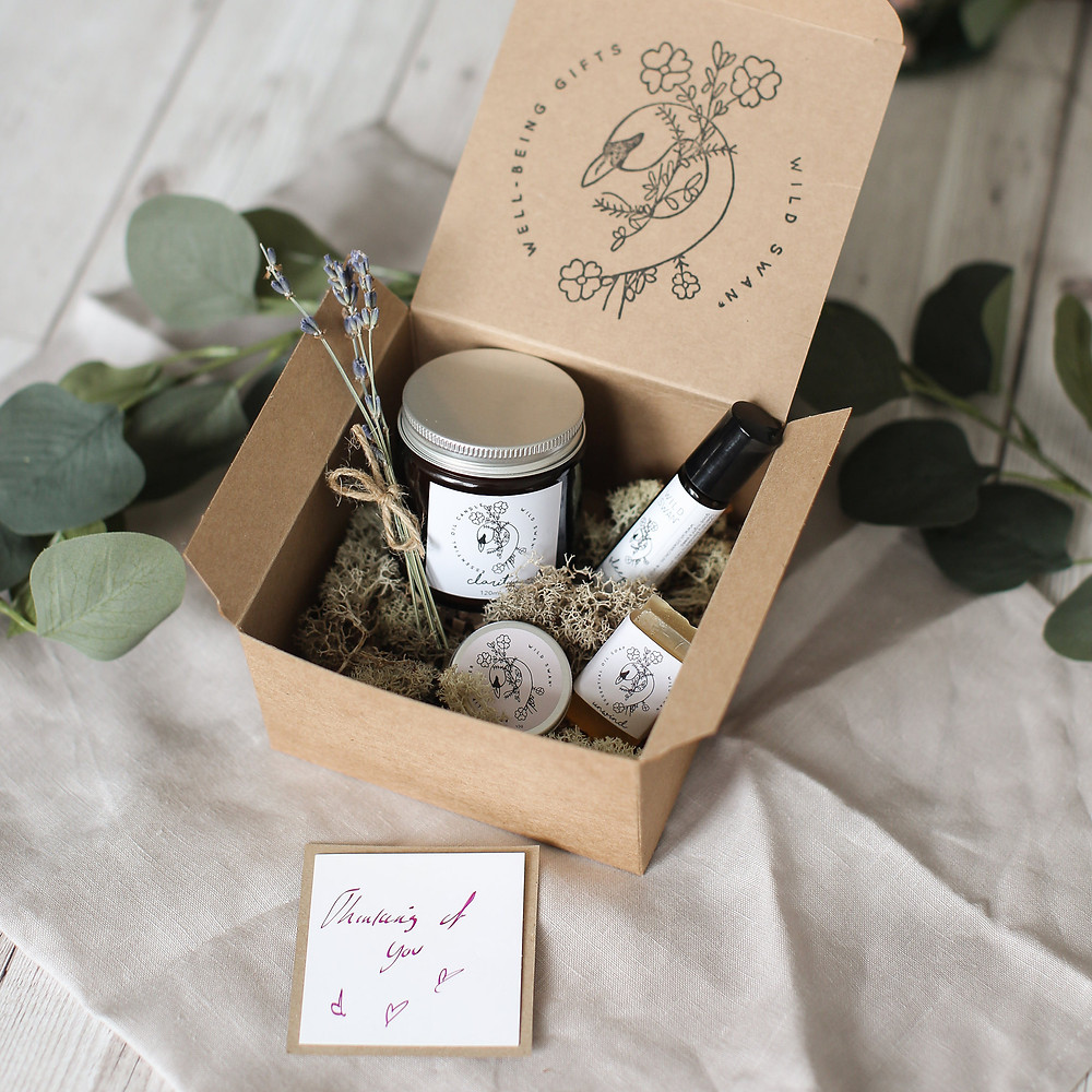 Online well-Being Gift Boxes
