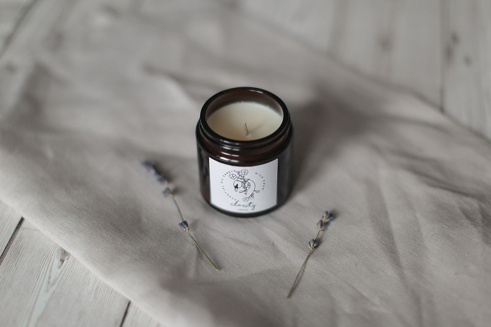 Essential Oil Candle Sheffield