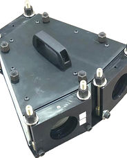 y connector for multiple cable blowing.j