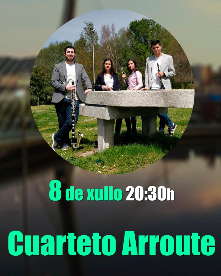 Cuarteto Arroute