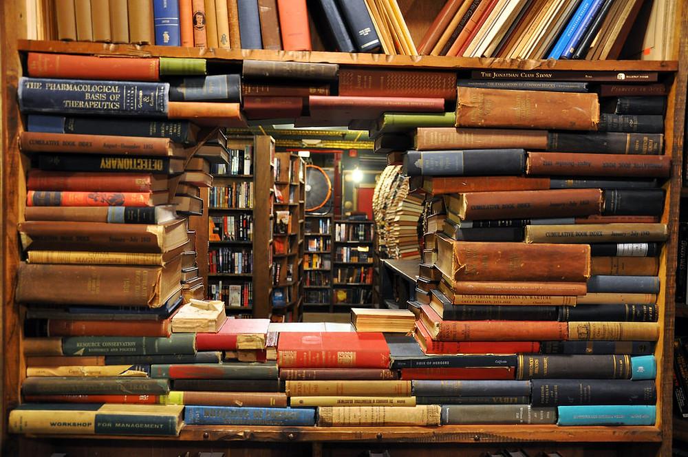 Last Bookstore: Los Angeles, CA USA