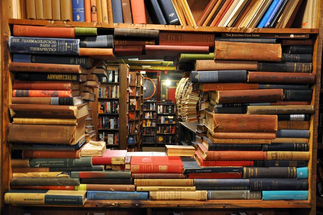The most unique book homes around the globe!