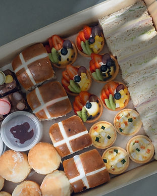 Platters & Hampers by Entire Catering