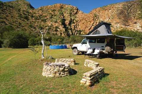 Cheapest and best campingspot @ Baviaanskloof