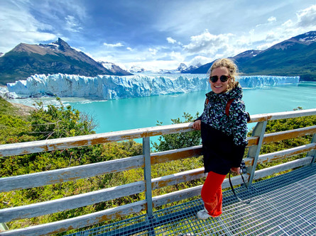The most giantic glacier I ever seen.
