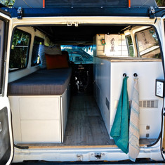 Finally our house on wheels is ready.