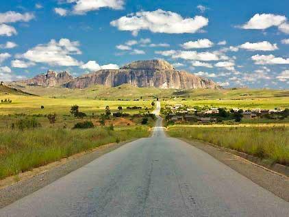 Fandana mountain. Isnt it  beautiful?