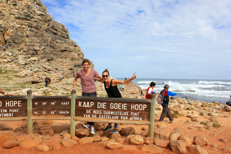 The Cape Point.