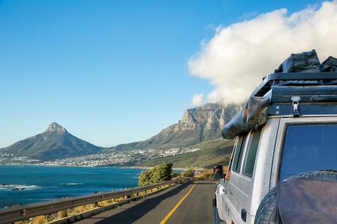 Bye Capetown!