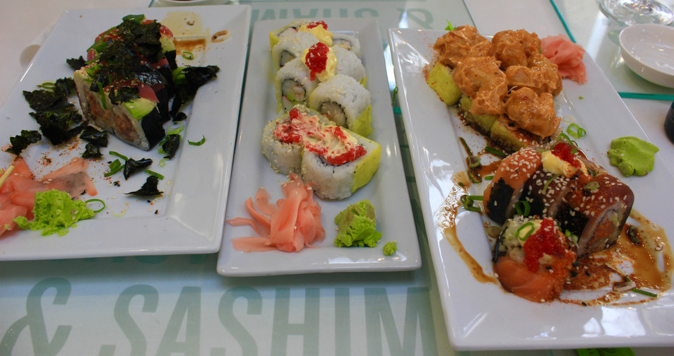 Sushi Willoughby's @The Waterfront
