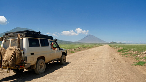 Let go to my favourite place Lake Natron!