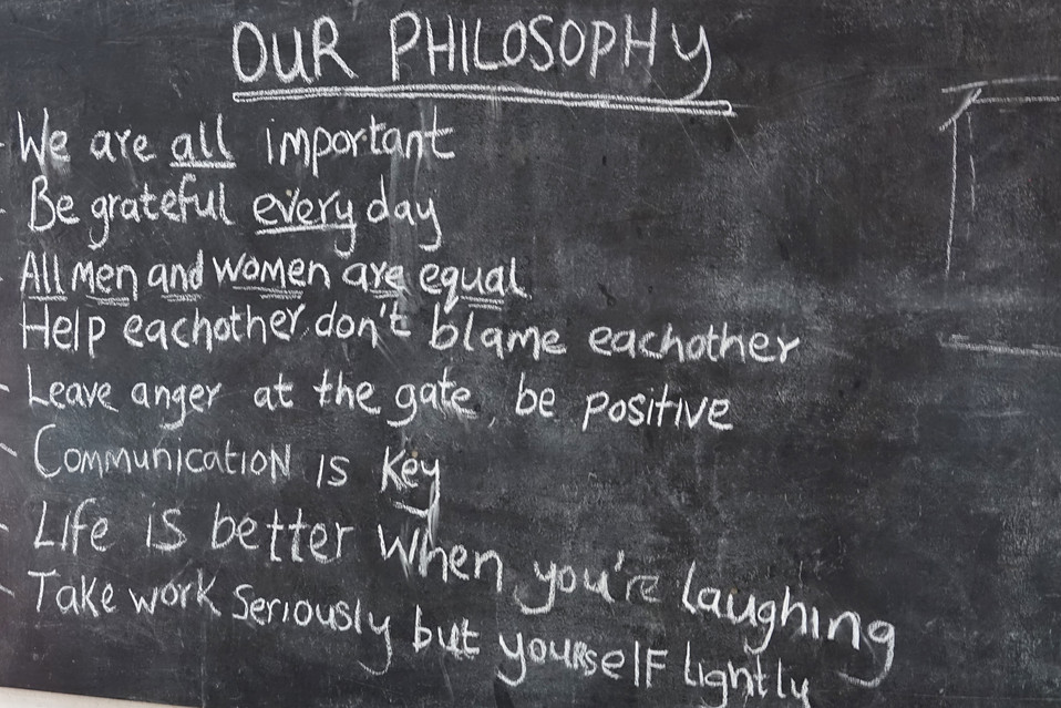 A beautiful mindset!