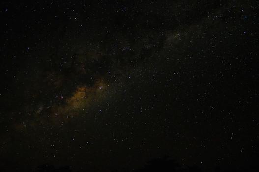 Skyline @ Migombani Camp