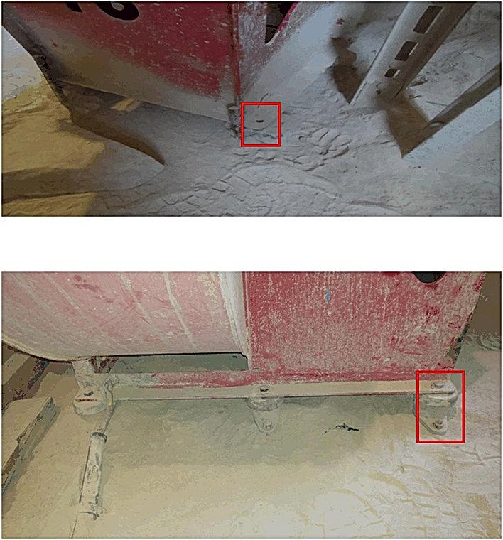 yapısal esneklik düzeltmesi öncesi ve sonrası durumu düzeltme öncesi